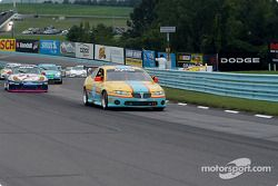 Tours de chauffe : la Pontiac GTO n°23 Horizon Motorsports : Charles Espenlaub, Dale Quarterley, Jim Harrell