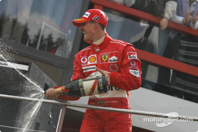 Podyum: Michael Schumacher
