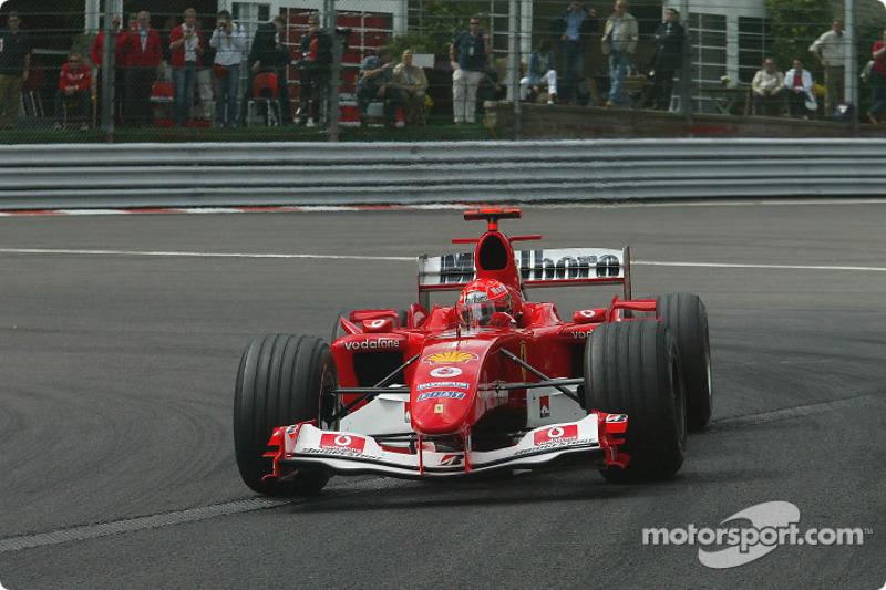 Michael Schumacher - 72 victorias
