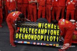 Siete campeonatos del mundo para Michael Schumacher