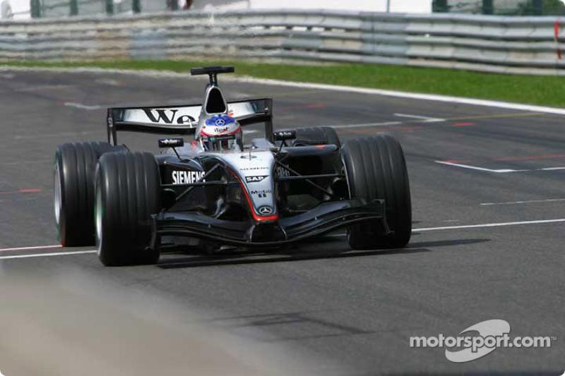 Gran Premio del Belgio - 2004