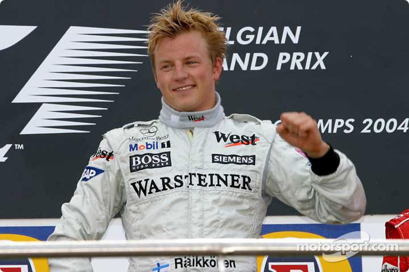 Из действующих пилотов чаще всех в Бельгии побеждал Кими Райкконен, финишировавший первым в четырех гонках. Финн одержал в Спа 20% своих побед