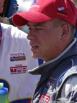 Race winner Ronnie Bremer