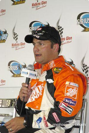Greg Zipadelli press conference