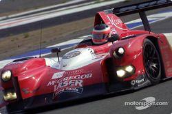 La n°20 Lister Racing : Robb Barff, Justin Keen