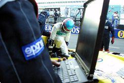 La n°36 Welter Racing : Jean-René de Fournoux, Jean-Bernard Bouvet