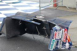 Brumos Racing Porsche Fabcar body parts