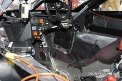 Cockpit of the BMW Fabcar