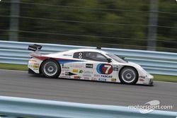 #7 Southard Motorsports BMW Fabcar: Shane Lewis, Vic Rice