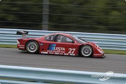 #27 Doran Lista Racing Lexus Doran: Didier Theys, Jan Magnussen