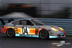 #04 Grease Monkey Racing Porsche GT3 Cup: Gene Sigal, Harrison Brix