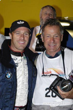 Bill Auberlen et son père