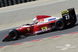 1993 Ferrari F 93A, Ricardo Vega