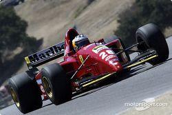 1995 Ferrari 412 T2, Patrick Van Schoote