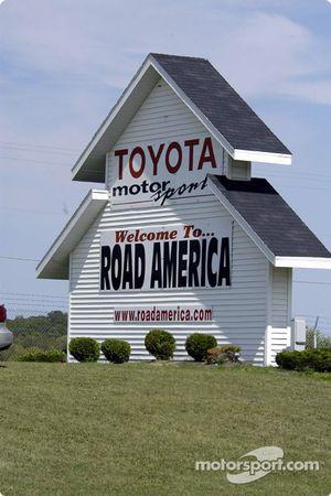 Welcome Road America