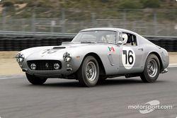 n°76 1961 Ferrari 250 GT SWB, Nicola Soprano
