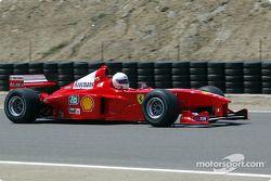 1999 Ferrari F 399, Frederico Kroymans