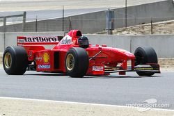 1997 Ferrari F 310B, Jim Busby