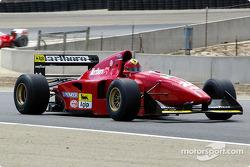 1994 Ferrari 412 T1, David Smith