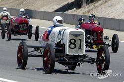 n°81 1922 Ford Model T, Bruce Hudkins