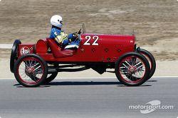 n°22 1922 Ford Model T, Michael Sharp