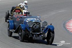 n°29 1929 Lagonda, Graham Wallis
