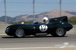 N°17 1955 Jaguar D-Type, Nick Faure