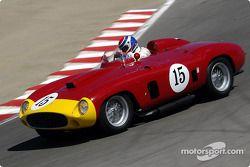 N°15 1956 Ferrari 290 MM, Ed Davies