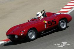 N°55 1955 Ferrari 857S, Greg Chamandy