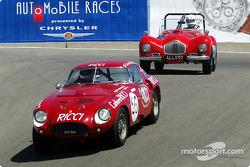 #26 1953 Ferrari 375 MM, Willie Green
