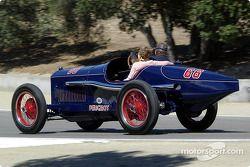 Tour de démonstration de Peugeot