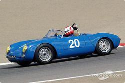 N°20 1955 Porsche 550 Spyder, Bob Baker