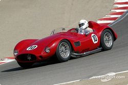 N°10 1954 Maserati A6GCS, Tom Mittler