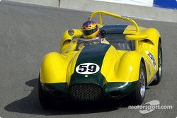 N°59 1958 Lister-Chevy, John Harden