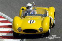 N°11 1960 Maserati T-61 Birdcage, Tom Mittler