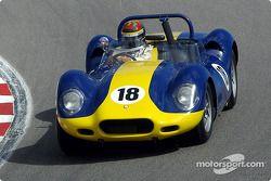 N°18 1958 Lister-Jaguar, Tom Malloy