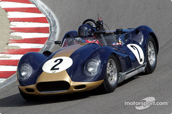 N°2 1958 Lister-Chevy, John McCaw