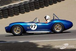 N°97 1958 Devin SS, Ed Dwyer