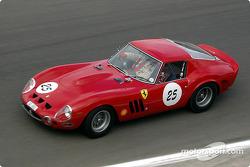 N°25 1963 Ferrari 330 GTO, Carlo Vogele