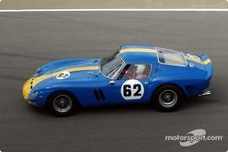 N°62 1962 Ferrari 250 GTO, Bill Noon