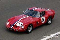 N°19 1962 Ferrari 250 GTO, Leslie Davies