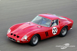 N°22 1962 Ferrari 250 GTO, Tom Price