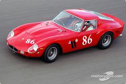 N°86 1962 Ferrari 250 GTO, Lawrence Stroll