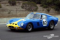 N°62 1962 Ferrari 250 GTO, Bill Noon
