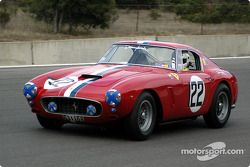 N°22 1962 Ferrari 250 GTO, Tom Price