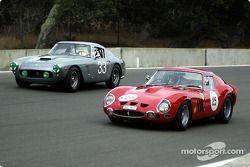 N°33 1961 Ferrari 250 GT SWB, Peter LeSaffre