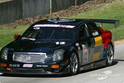 Ron Fellows (n°12 Cadillac CTS-V)