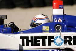 #20 Dyson Racing Team Inc Lola AER: Chris Dyson, Andy Wallace