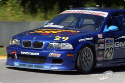 James Sofronas (n°29 BMW 325Ci)