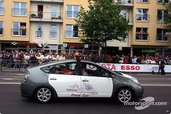 Toyota Prius Pace Car